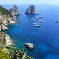 Capri: il dono del suono blu oltremare