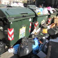 Comune di Roma: marciapiedi terra di conquista