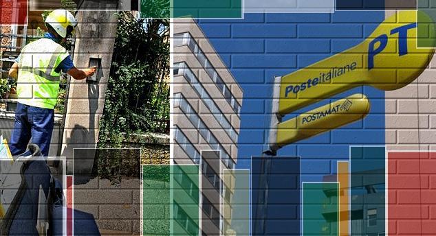 """Campagna pubblicitaria di Poste Spa sui giornali, così non si mette il """"becco"""" sui lati oscuri della società."""