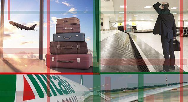 """""""Mai più con questa Alitalia"""" – Passeggeri a Roma e bagagli a Nizza"""
